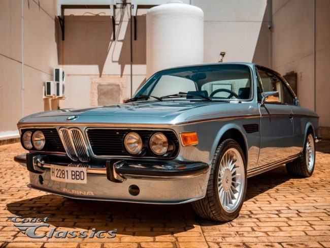 1972 BMW 3.0 CSi – ALPINA RECREATION