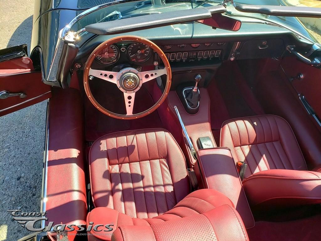 For Sale - 1969 Jaguar E-Type II convertible