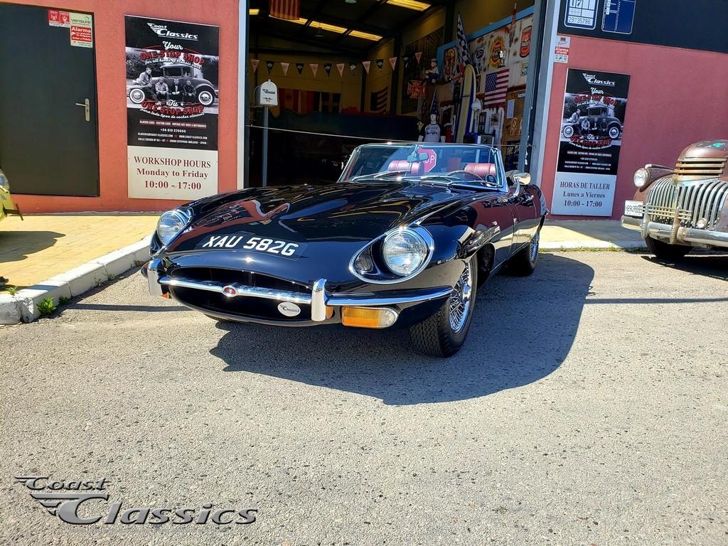 1969 Jaguar E-Type II convertible