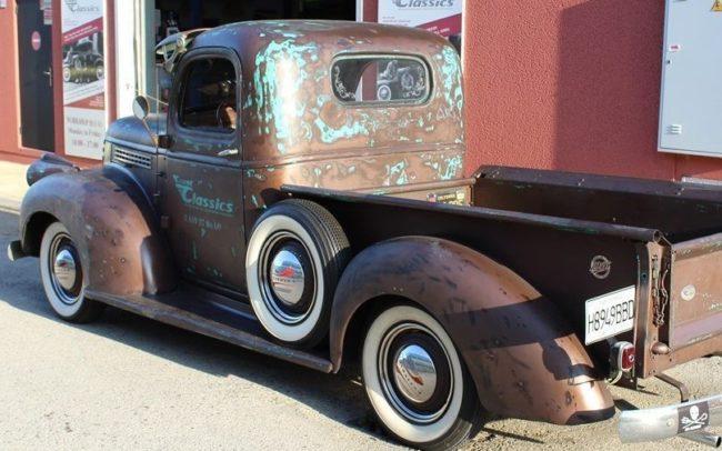1946 Chevrolet Pick-Up Truck