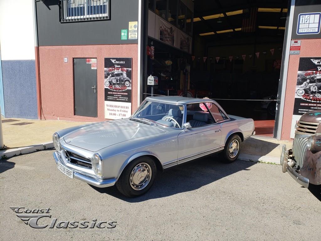For Sale - 1971 Mercedes-Benz 280 SL
