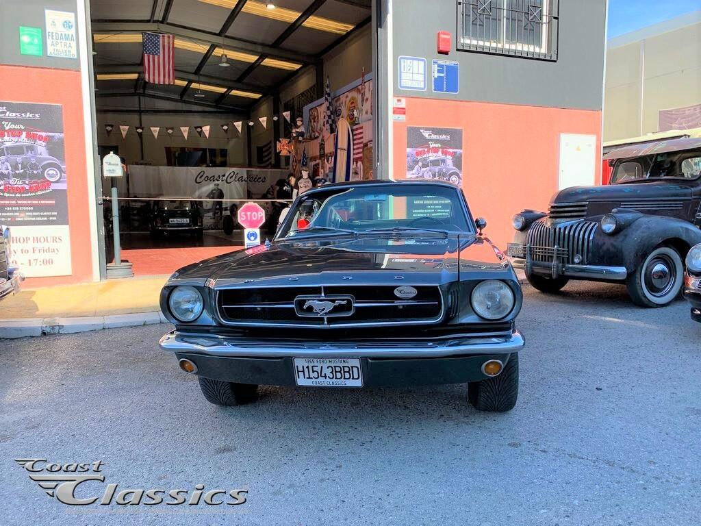 1965 Mustang 289 Fastback