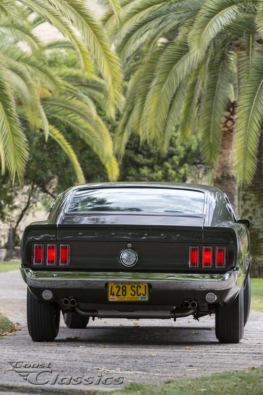 For Sale - 1969 Ford Mustang Mach 1 428 Super Cobra Jet