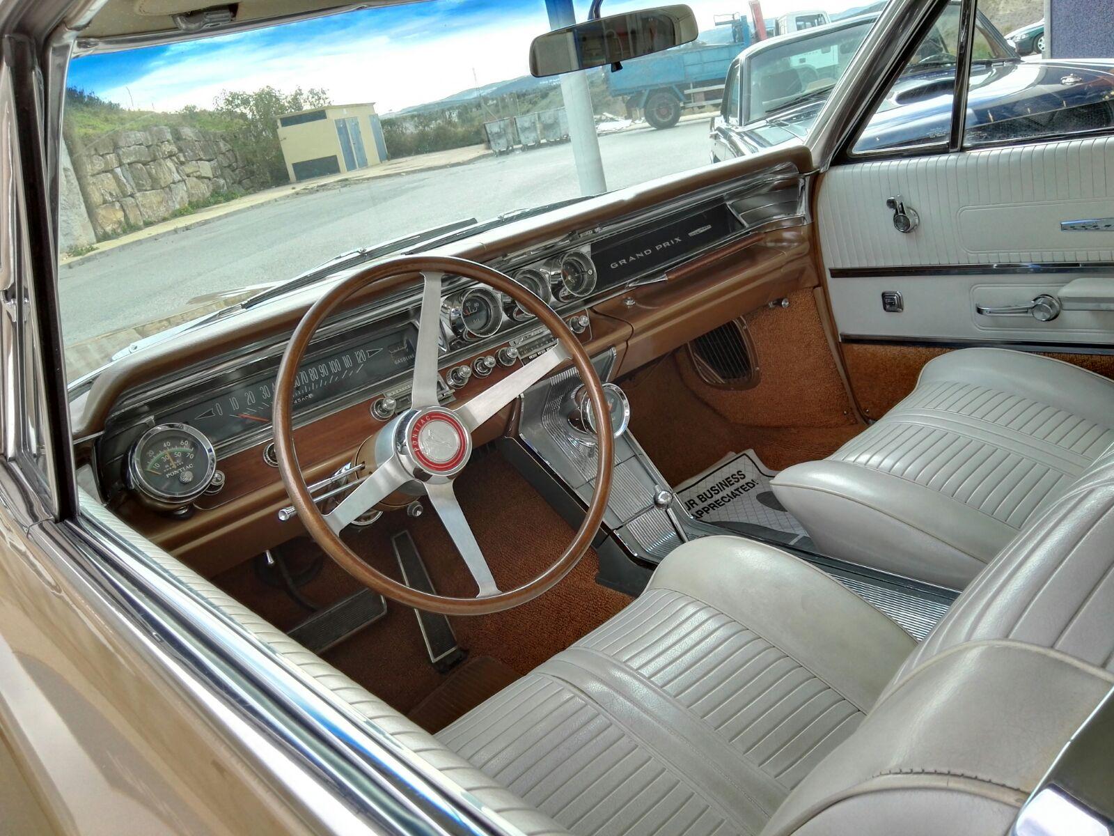 For Sale - 1963 Pontiac Grand Prix – Tri Power Coupe