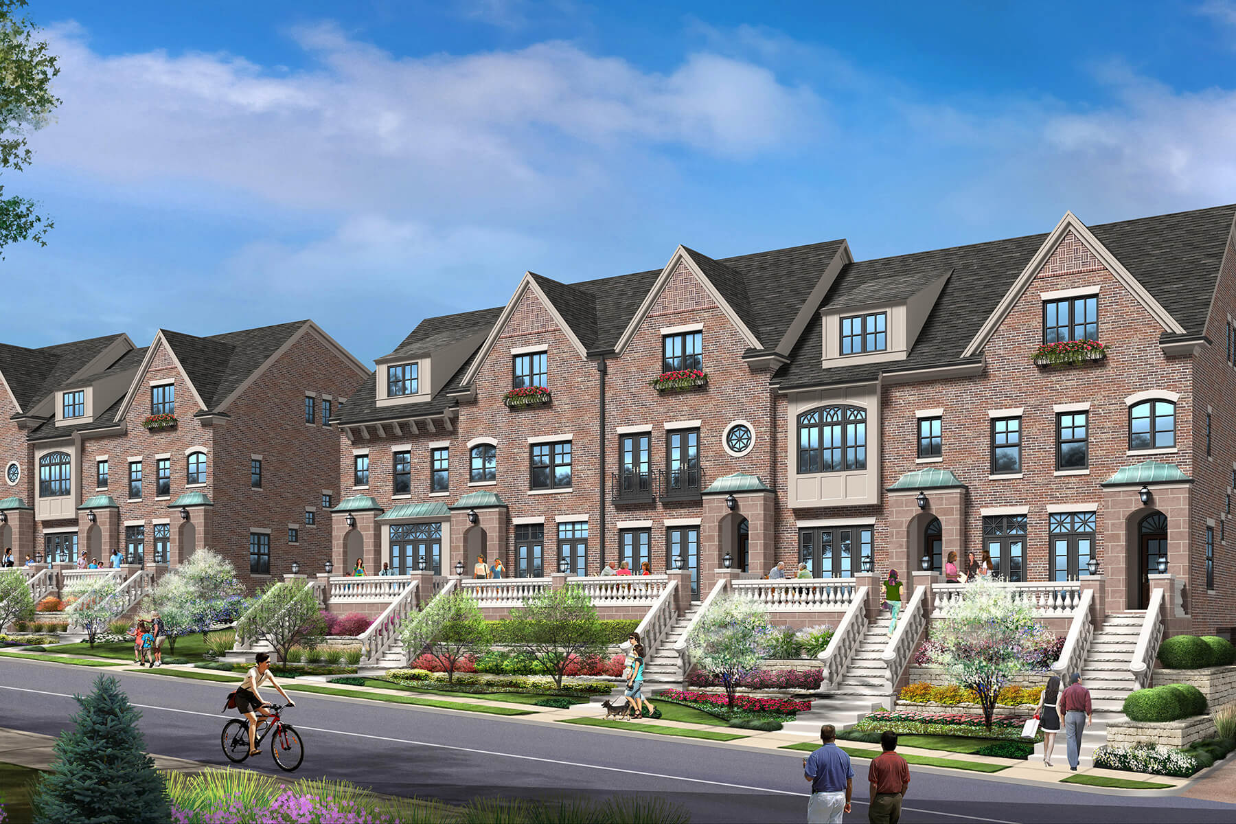Townhomes of Clayton | 114 Gay Avenue, No. 9