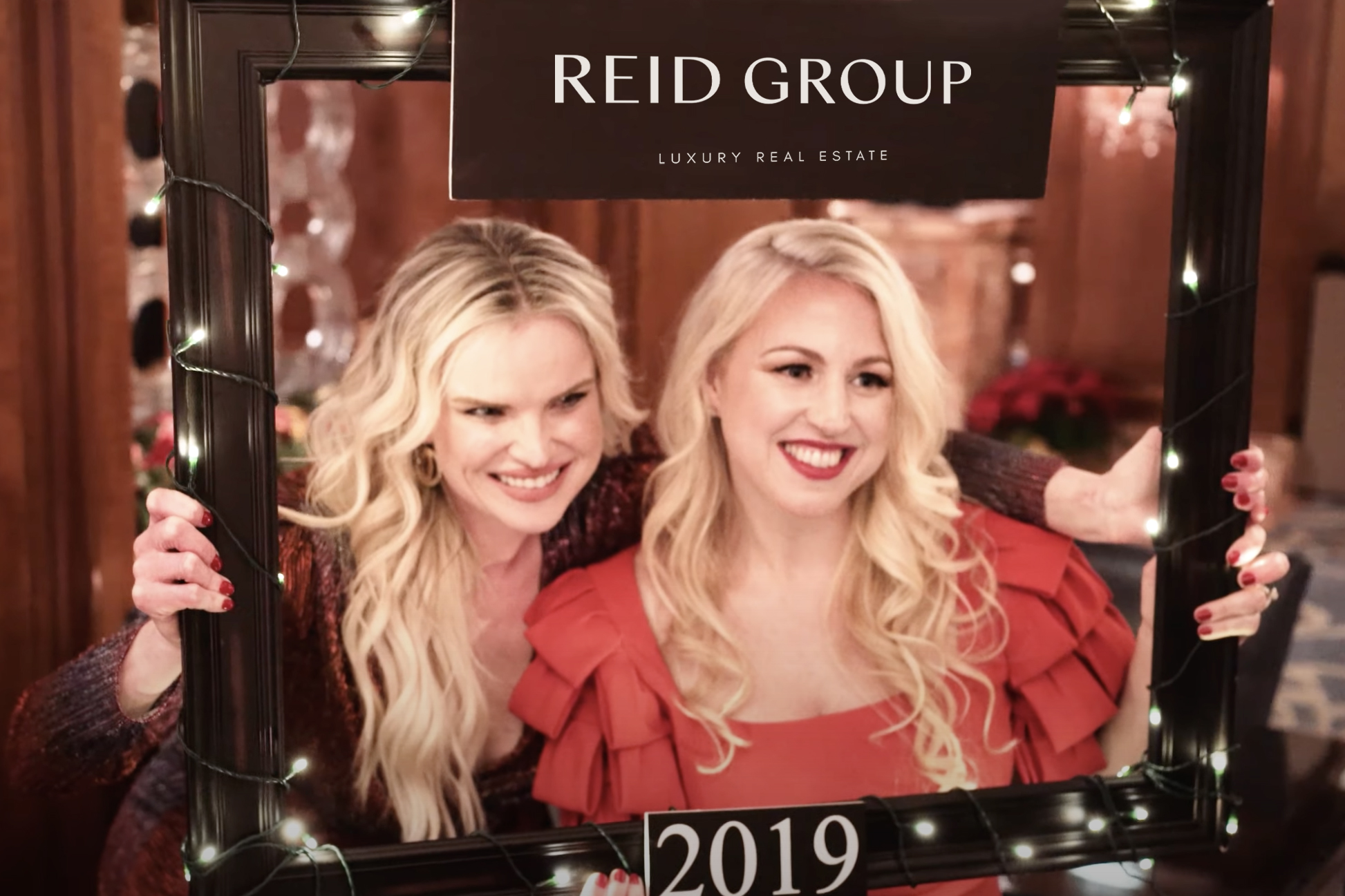 Reid Group Holiday Party At The Ritz