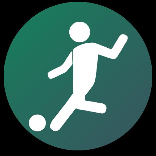 Plei App Logo - Pick Up Soccer App