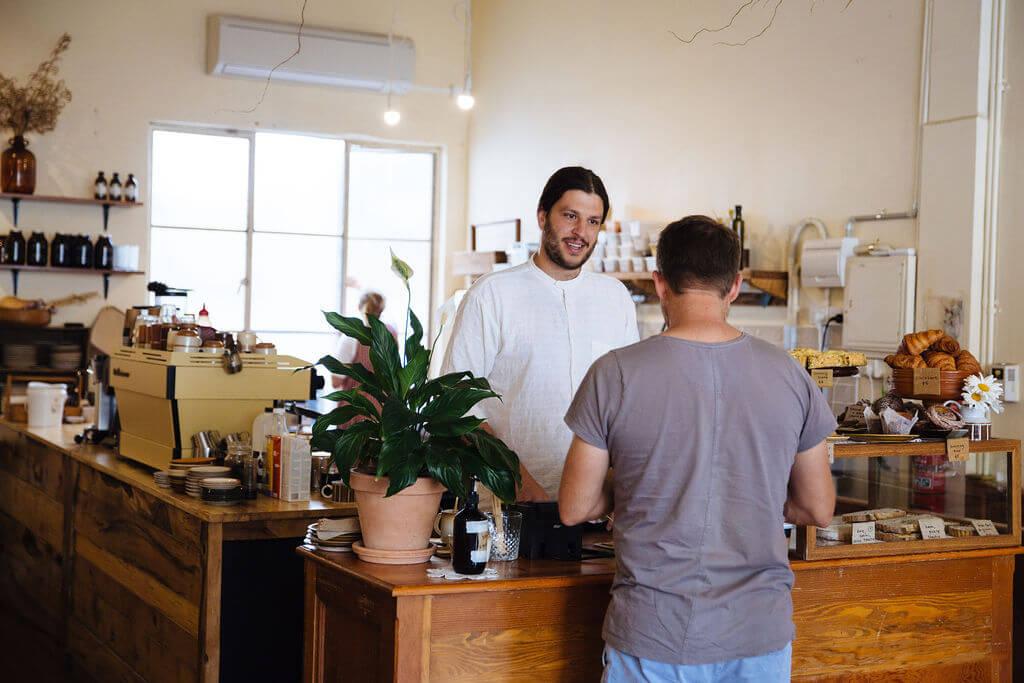 Cute Cafe Tasmania