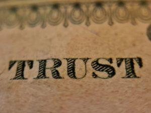 Règles pour un contrat fiduciaire