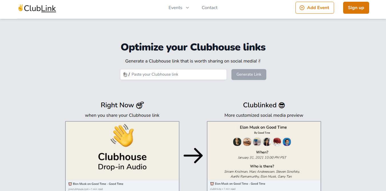 Platform to support audio creators promoting their work�