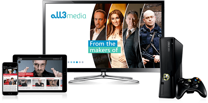 all3media Multiscreen Devices