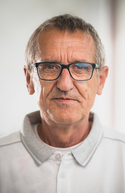 Portrait Thomas Marquardt