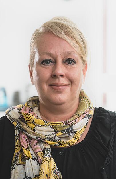 Portrait Sabine Krämer