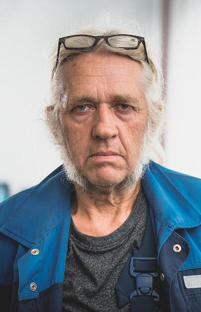 Portrait Klaus Tietje