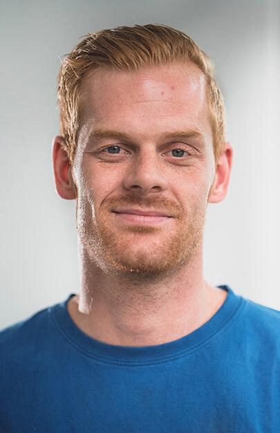 Portrait Daniel Peters