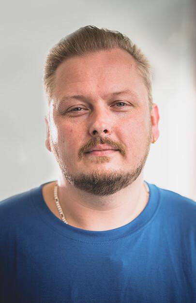 Portrait David Rüscher