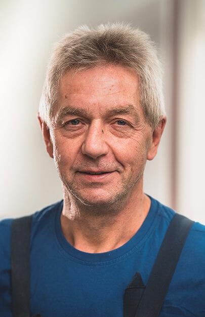 Portrait Bernd Peters