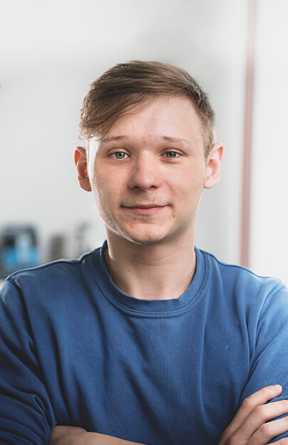 Portrait Nico Witzke