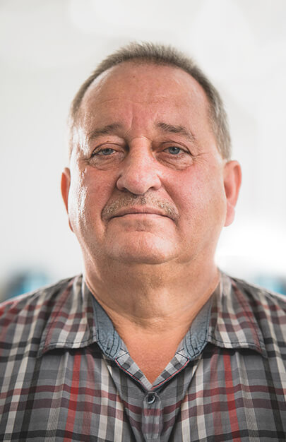 Portrait Günter Artelt
