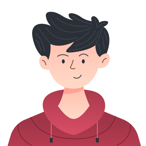 Illustration of Mike