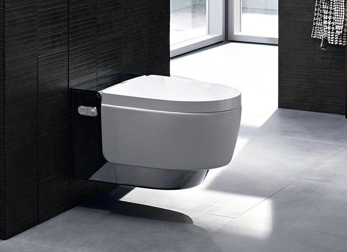 Im Fokus: die Toilette