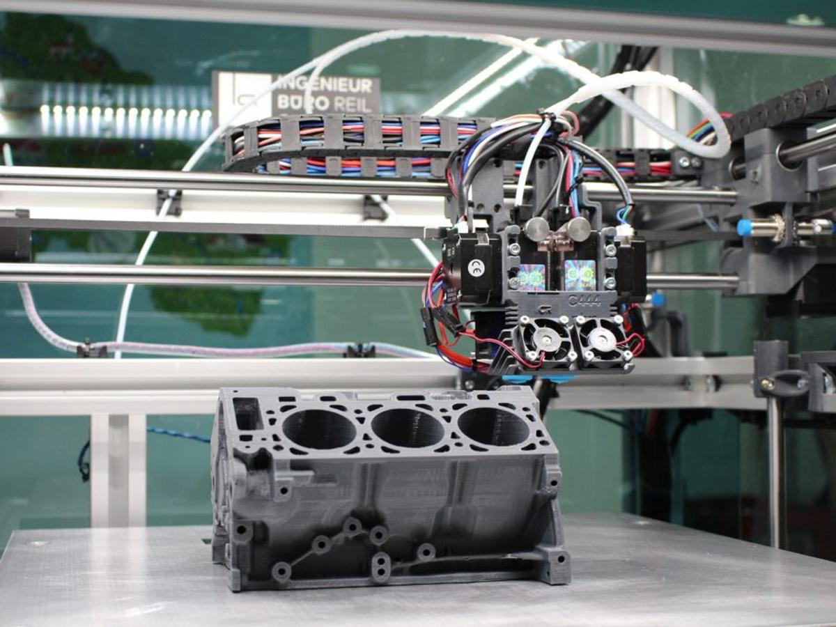 Das 3D-Drucken - die Digitalisierung im Sanitärbereich