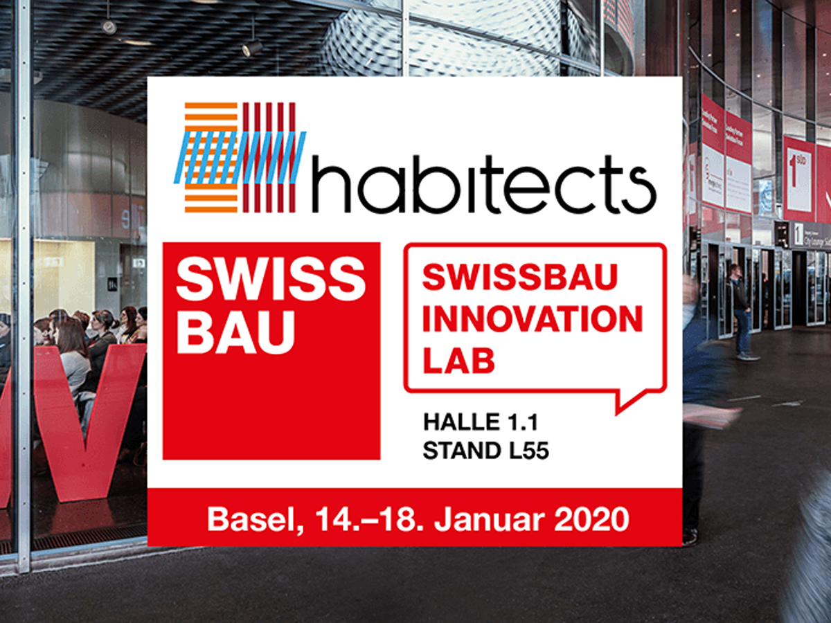 Habitects @Swissbau 2020