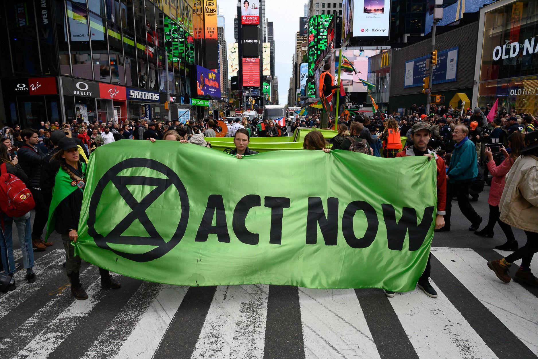 Changemaker Spotlight: Q&A With Extinction Rebellion's Tom Hoy