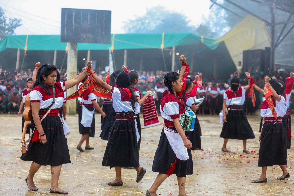 Celebrating Zapatista Uprising's 27th Anniversary: What Does it Mean for Food Sovereignty Today?