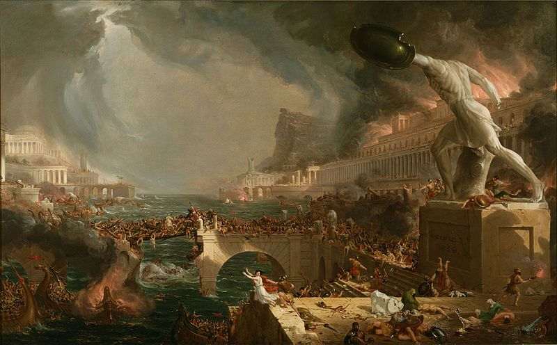 An Activist's Introduction to Societal Collapse: Your Existential Questions About Global Catastrophe Answered