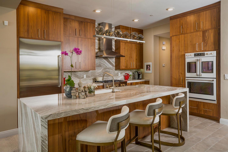 New condo kitchen remodel.