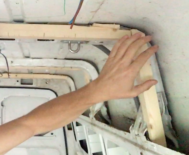 Insulation & panelling block-work the van conversion guide