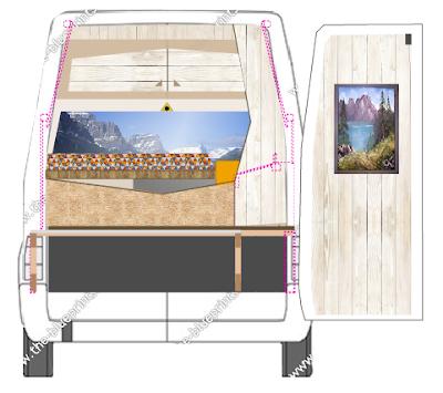 My van conversion designs