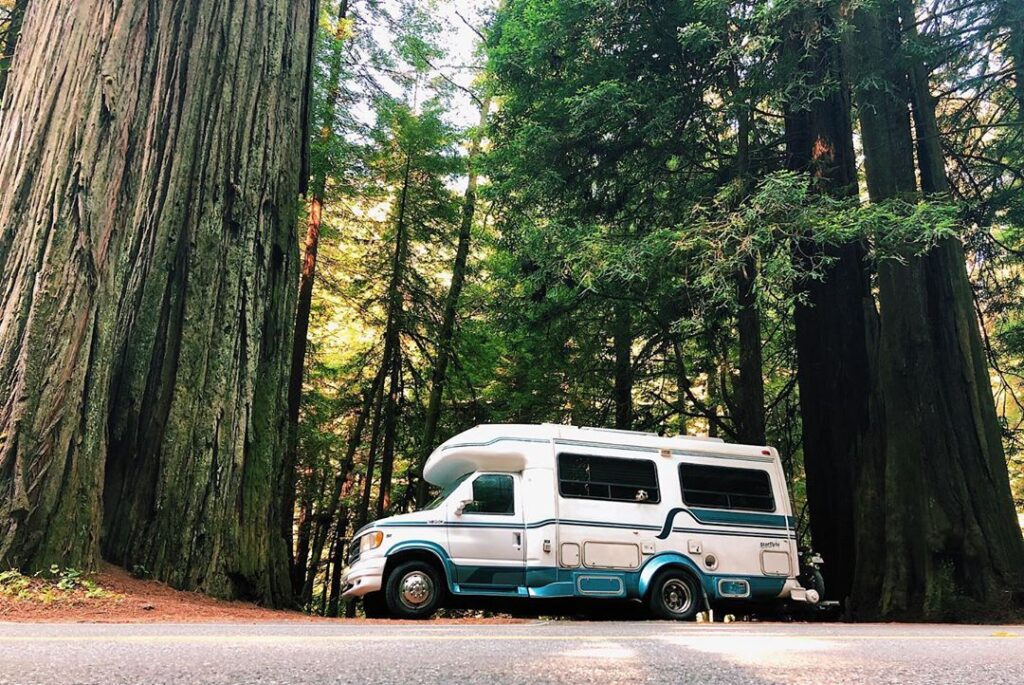 Chad and Ashley's Awesome Modified 1999 Coachman Starflyte RV