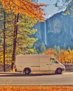 Betsy and Justin's Money-Saving Self Built 2005 Dodge Sprinter Van Conversion