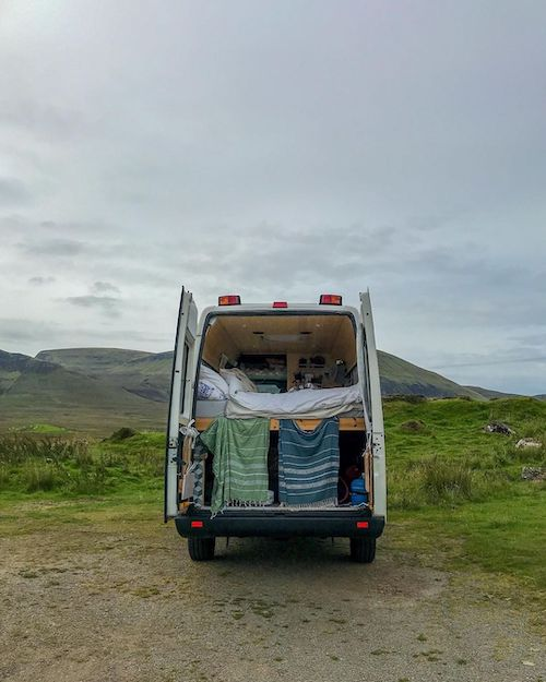 Tom and Lucy's Budget-Friendly, Upcycled Volkswagen LT35 Van Conversion e-book