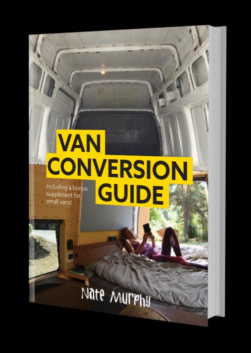 the van conversion guide e-book