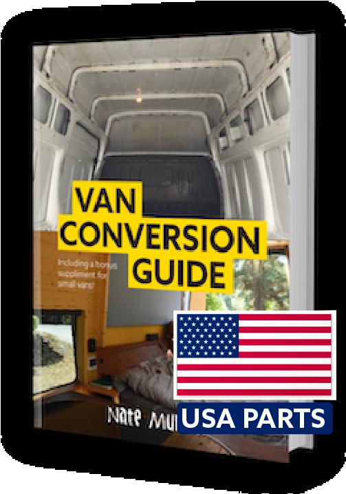 USD Van Conversion Guide