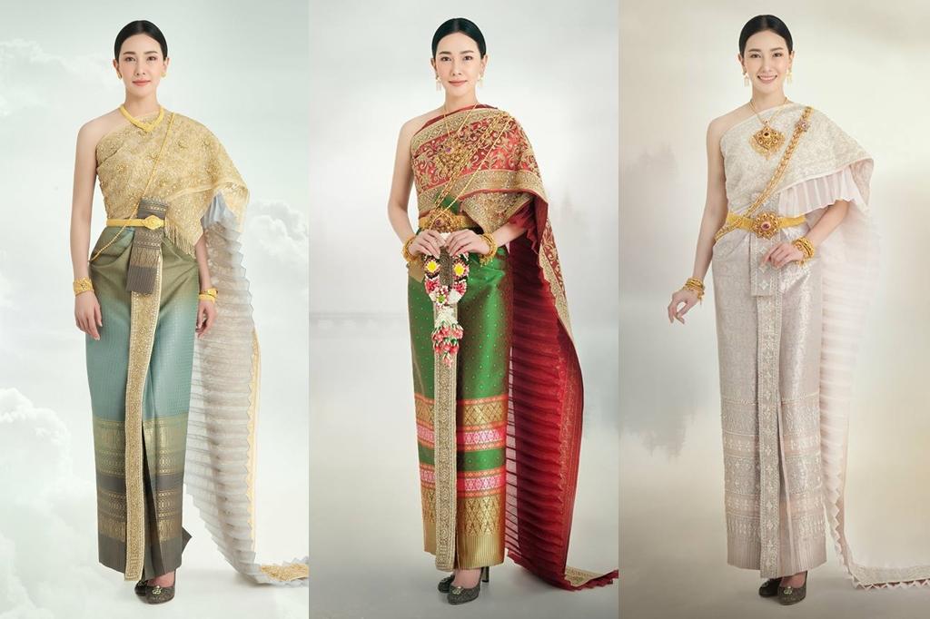 รีวิวชุดไทยจาก Vanus Couture วนัช กูตูร์ สวยละมุนดุจนางในวรรณคดี