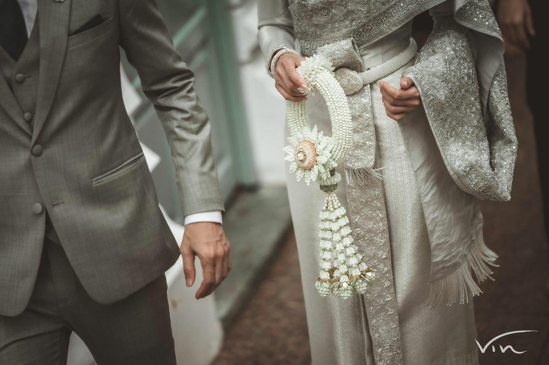 ส่องความปัง! ชุดแต่งงานที่ใช้เวลาทำนานที่สุดจากวนัช กูตูร์