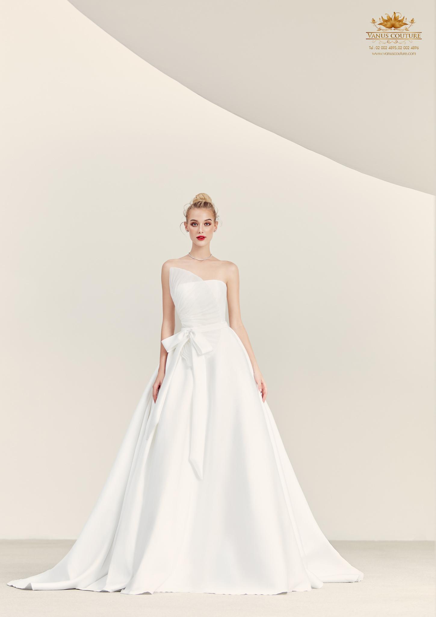 Cherry blossom Wedding Dress 08