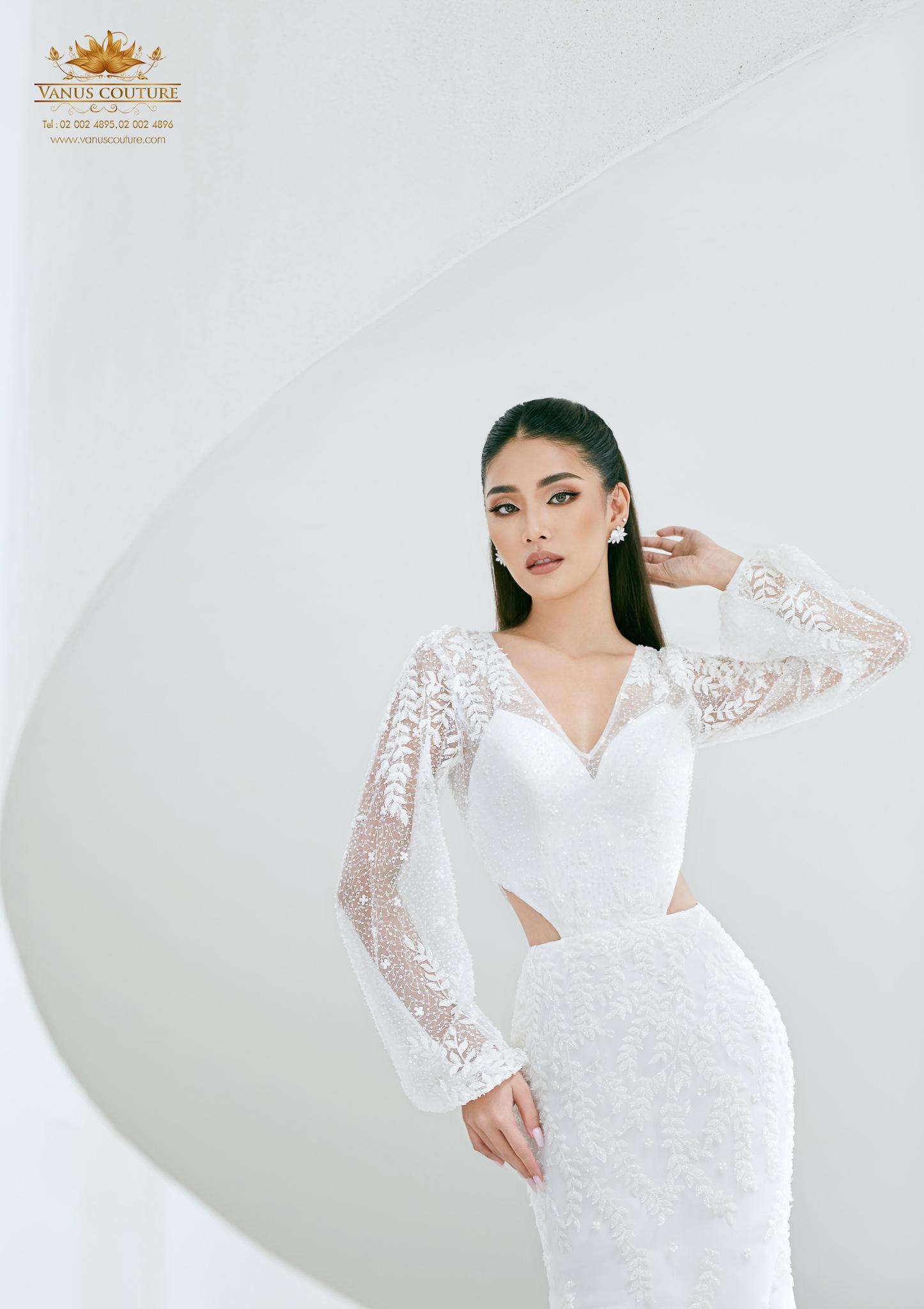 Minimal Wedding Dress - Zorzo 04