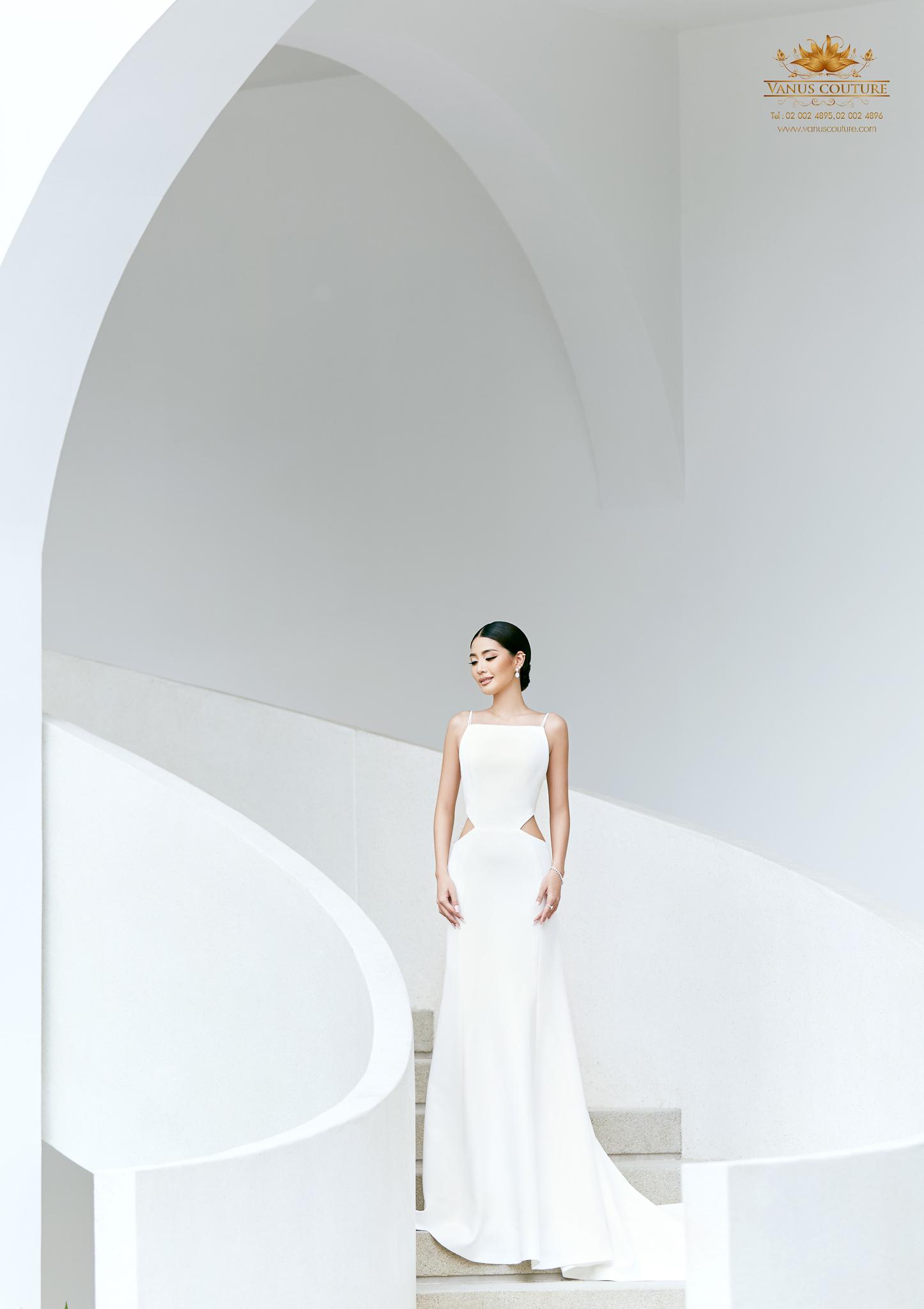 Minimal Wedding Dress - Zorzo 08