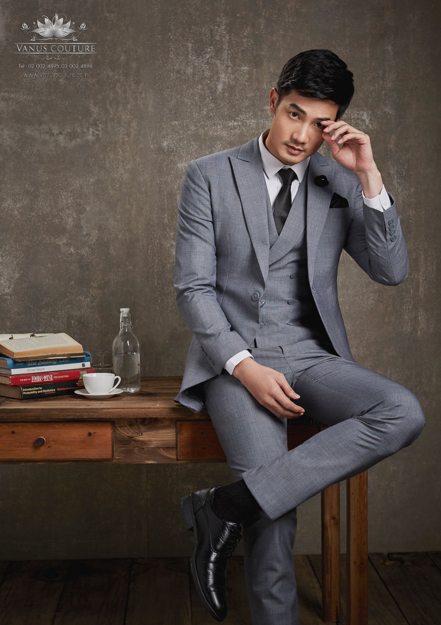 Groom suit - Auan 02
