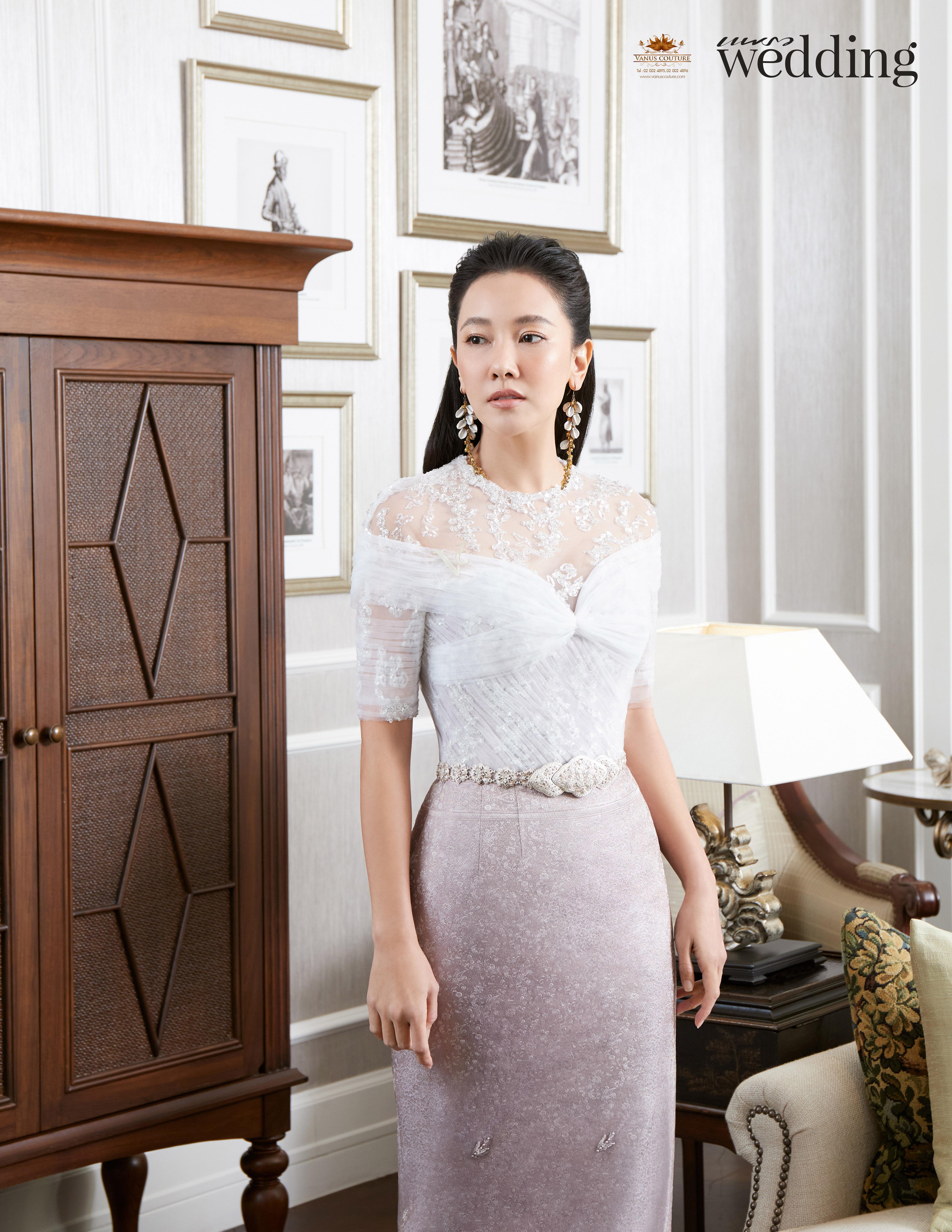 Thai traditional dress - Nune 03