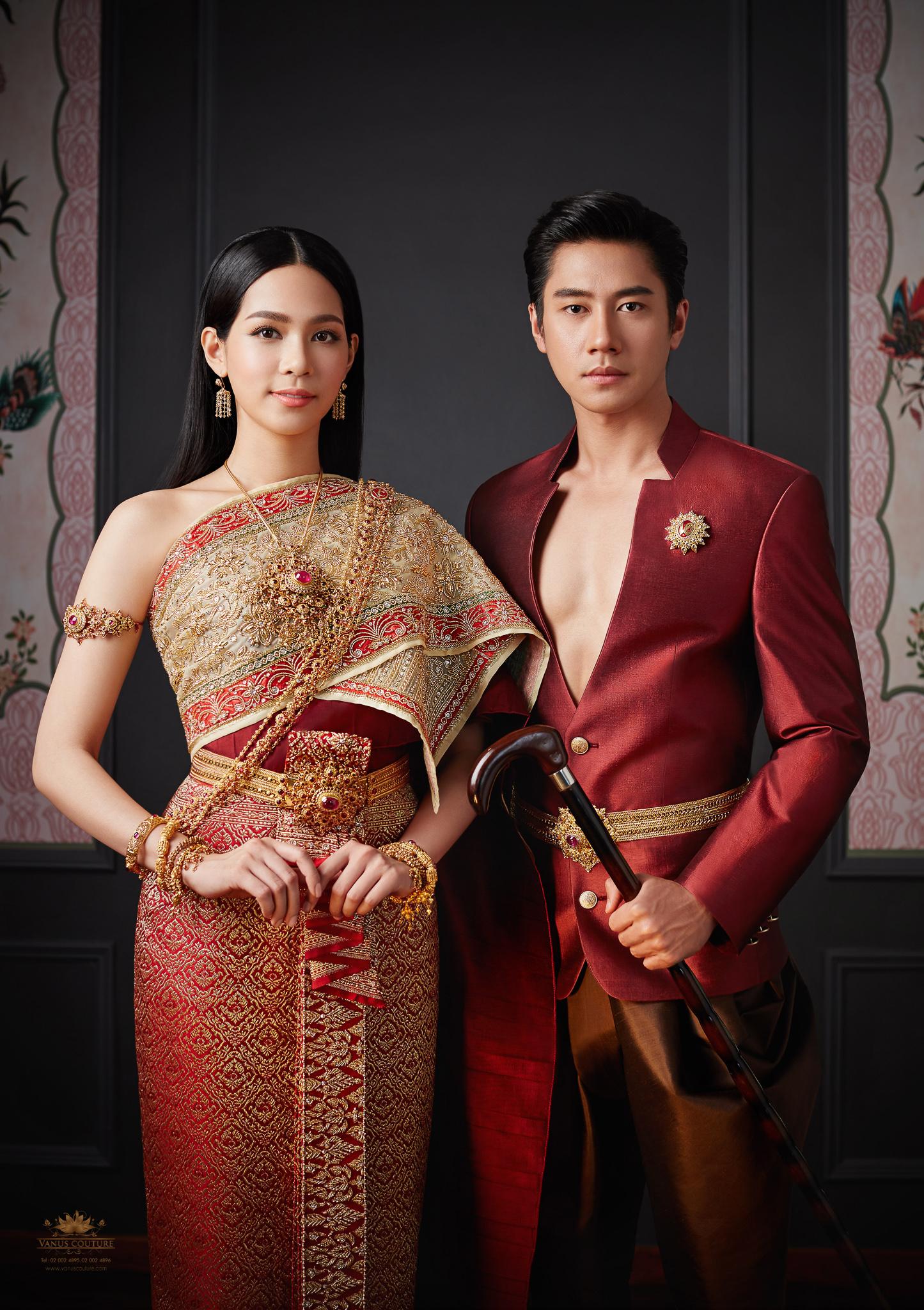 Thai traditional dress - Bint