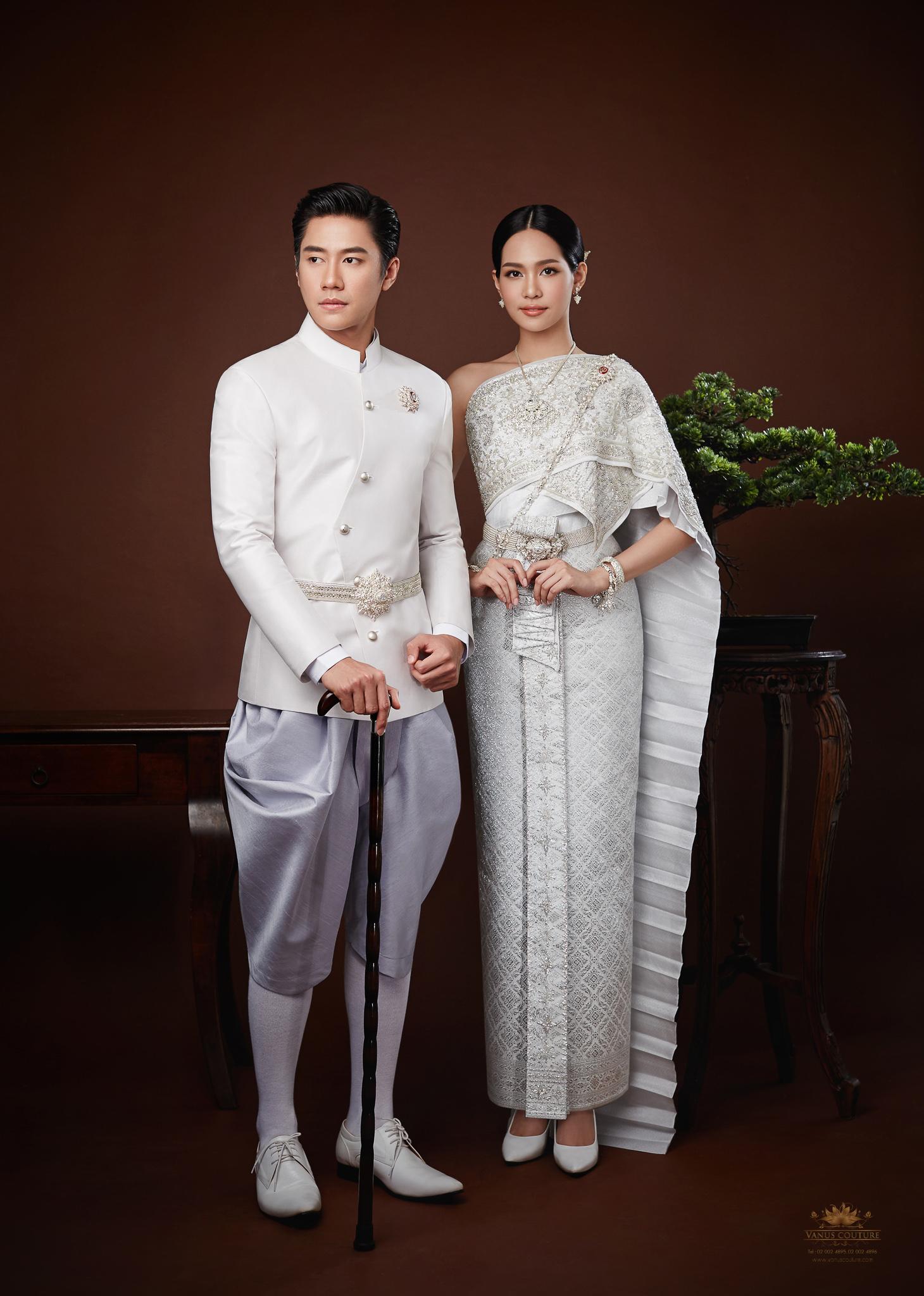 Thai traditional dress - Bint 05