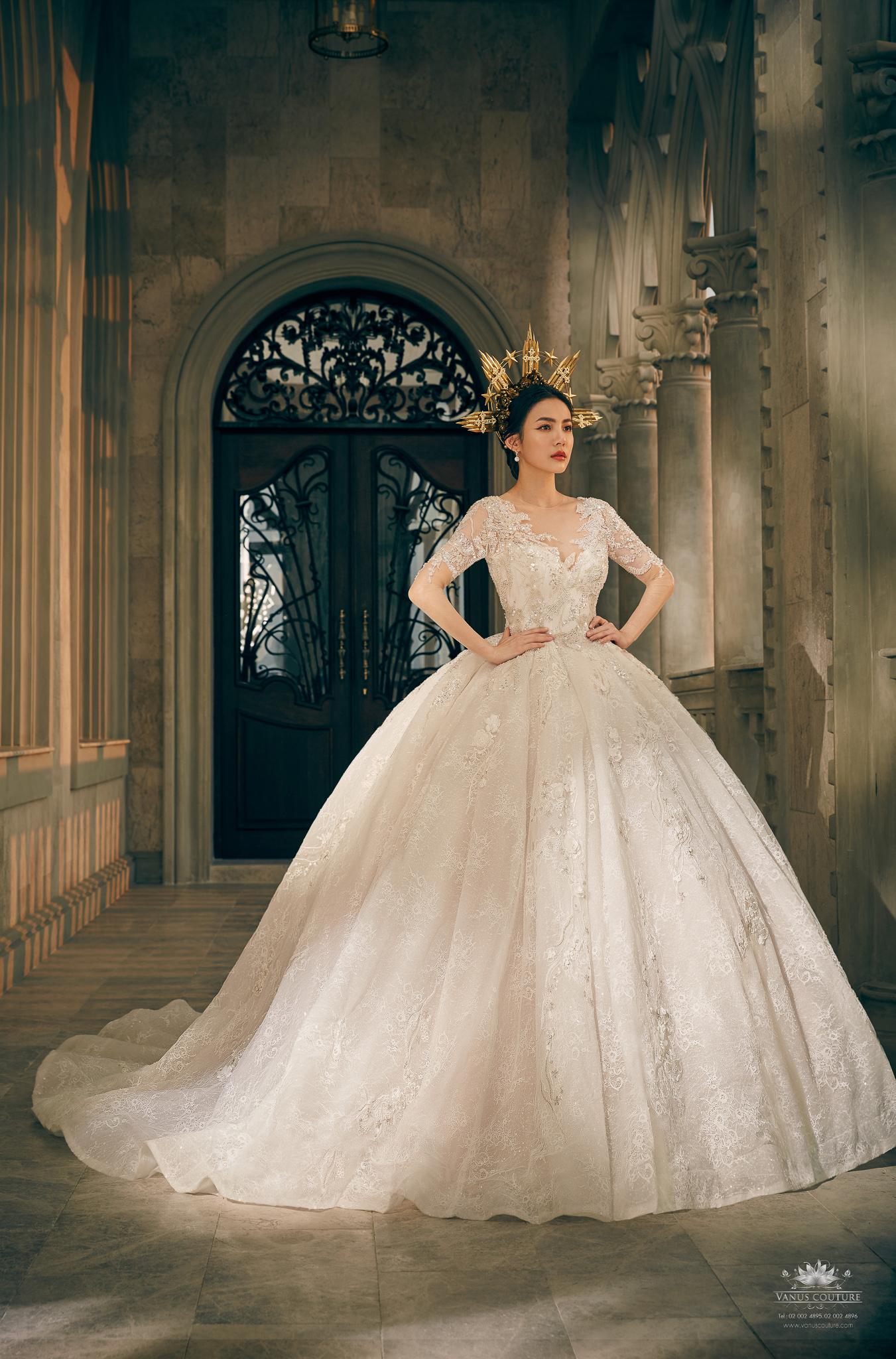 Superball wedding dress - Gybzy