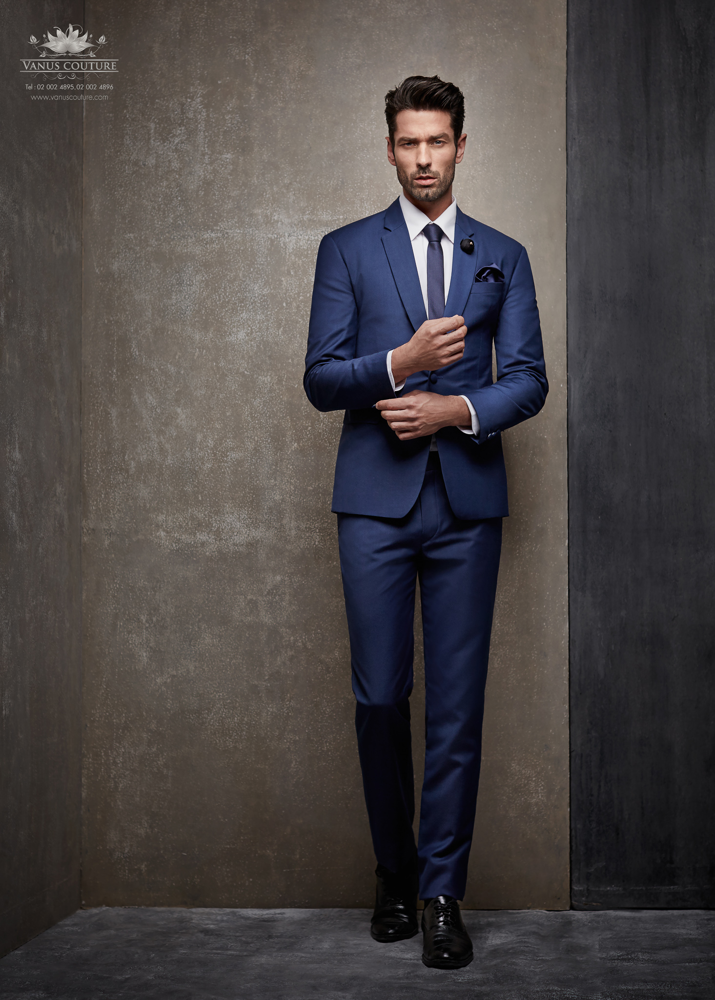 Groom suit - Justin 09