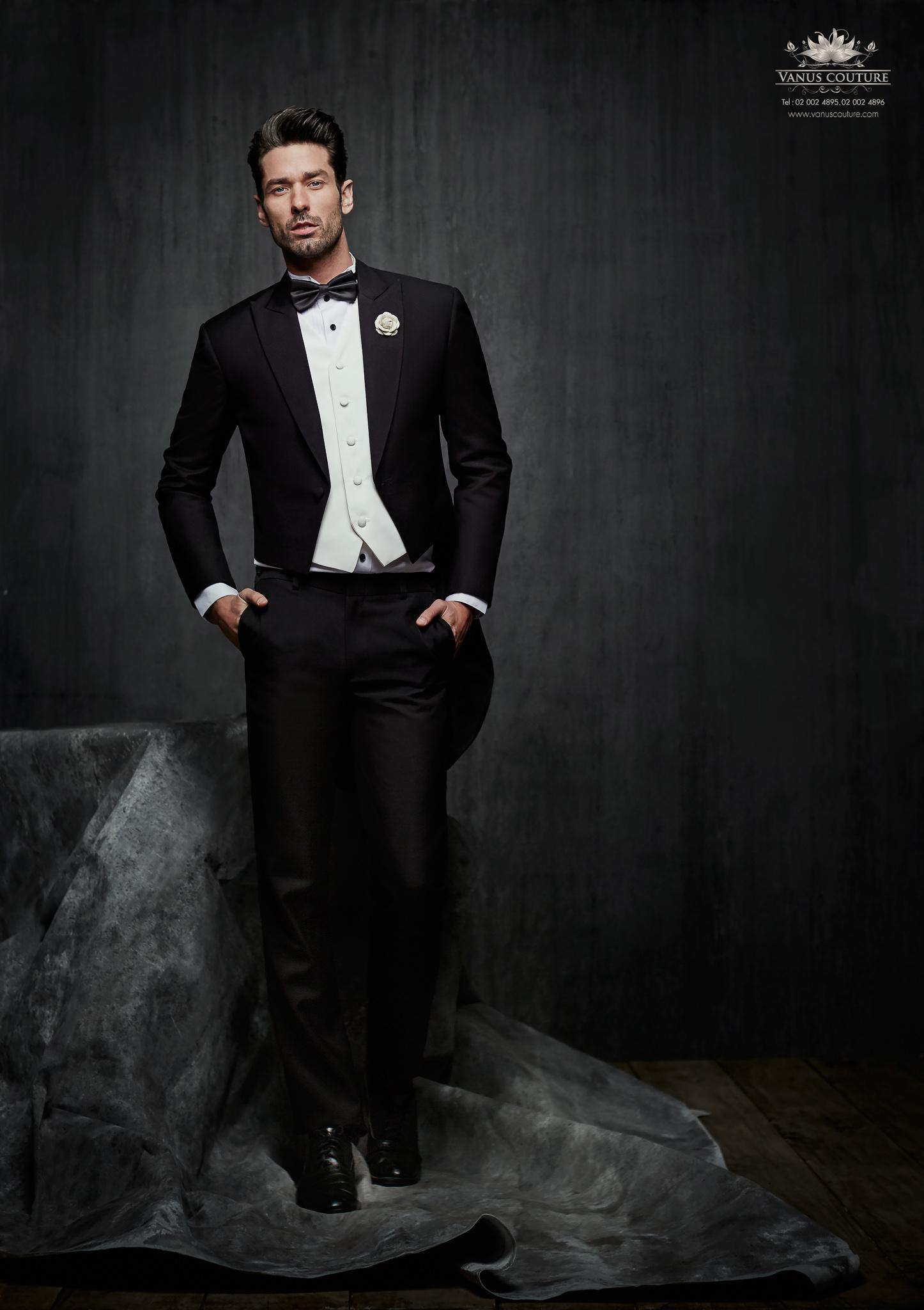 Groom suit - Justin 01